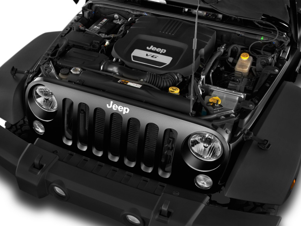Image: 2016 Jeep Wrangler 4WD 2-door Rubicon Engine, size: 1024 x 768, type: gif, posted on ...
