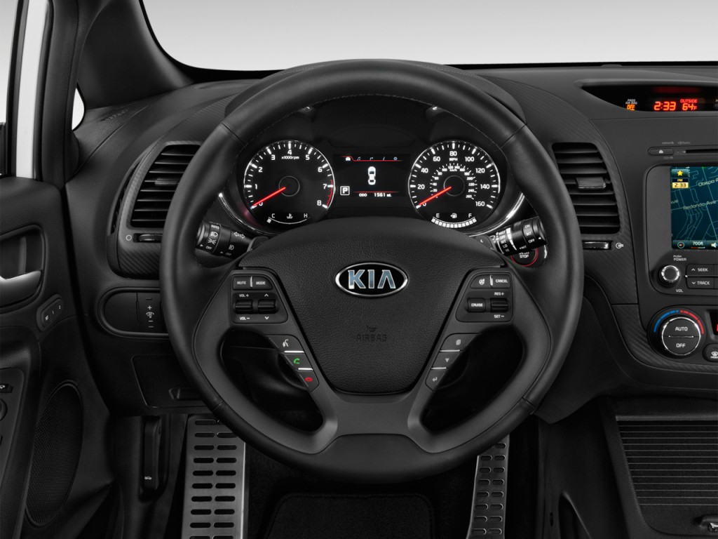 image 2016 kia forte 5dr hb auto sx steering wheel size 1024 x 768 type gif posted on. Black Bedroom Furniture Sets. Home Design Ideas