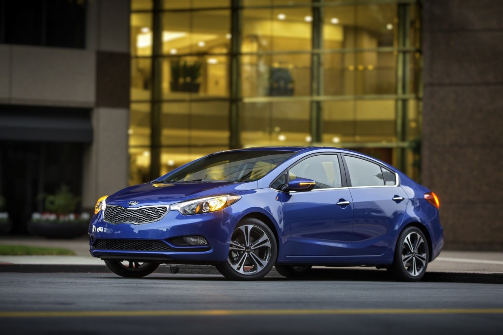 2016 Kia Forte Review Ratings Specs Prices And Photos The Car Connection