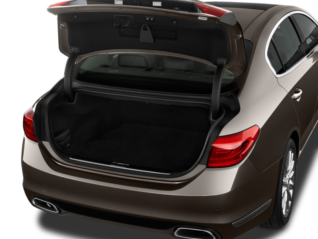 Image: 2016 Kia K900 4-door Sedan V8 Luxury Trunk, size ...