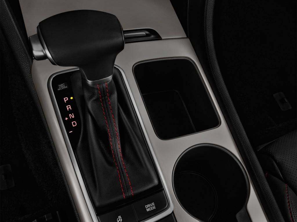 Image: 2016 Kia Optima 4-door Sedan SX Turbo Gear Shift ...