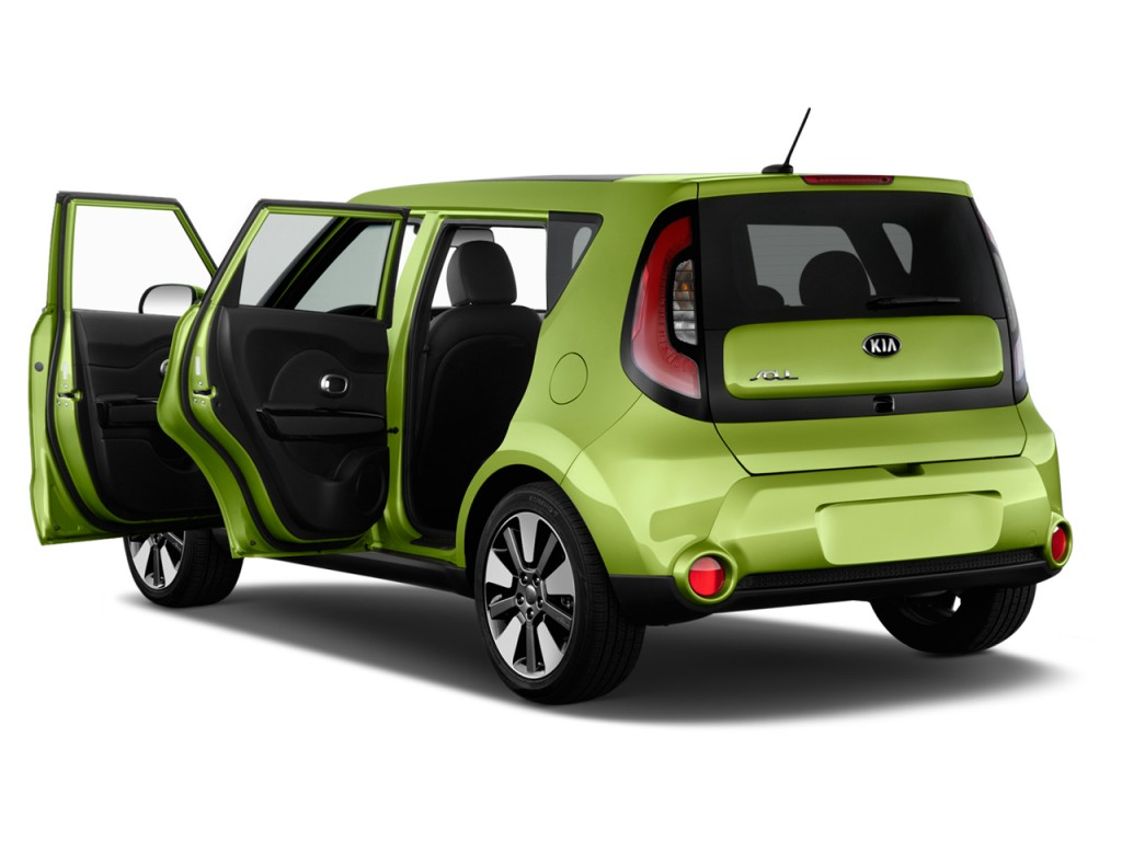 Image: 2016 Kia Soul 5dr Wagon Auto ! Open Doors, size: 1024 x 768, type: gif, posted on ...