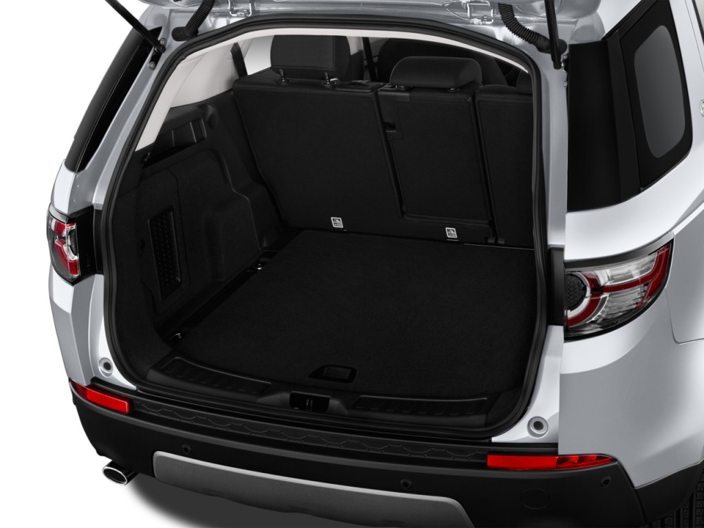 image 2016 land rover discovery sport awd 4 door hse lux trunk size 1024 x 768 type gif. Black Bedroom Furniture Sets. Home Design Ideas