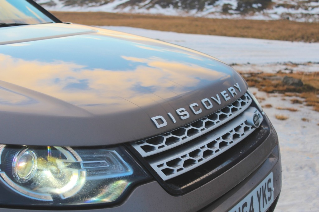 Image 2016 Land Rover Discovery Sport First Drive