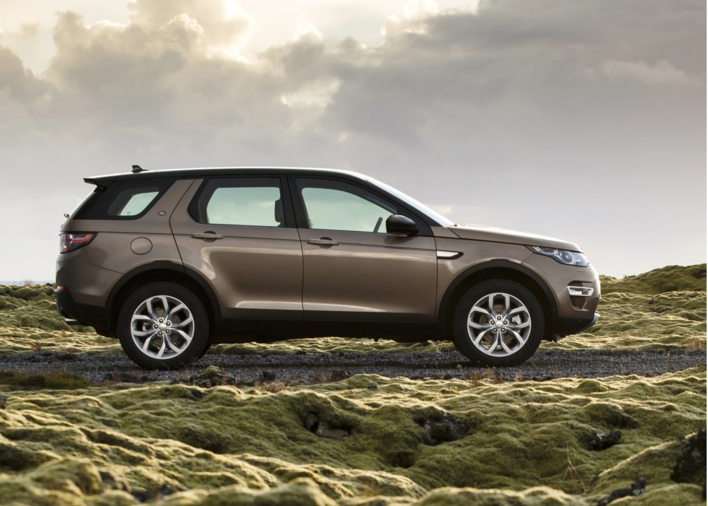 Image 2016 Land Rover Discovery Sport Size 1024 X 732