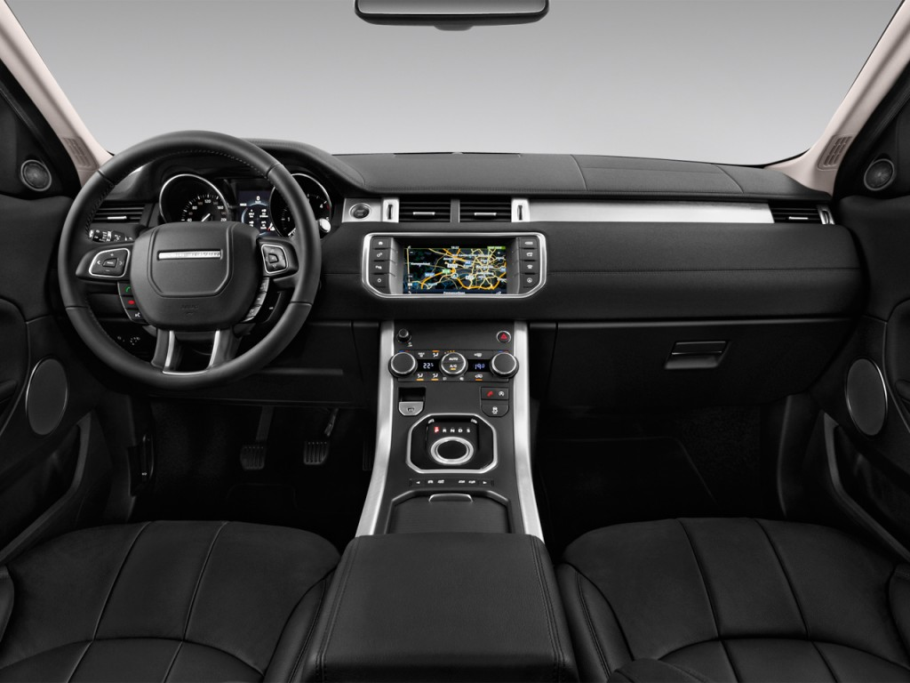 Image 2016 Land Rover Range Rover Evoque 2 Door Coupe Hse