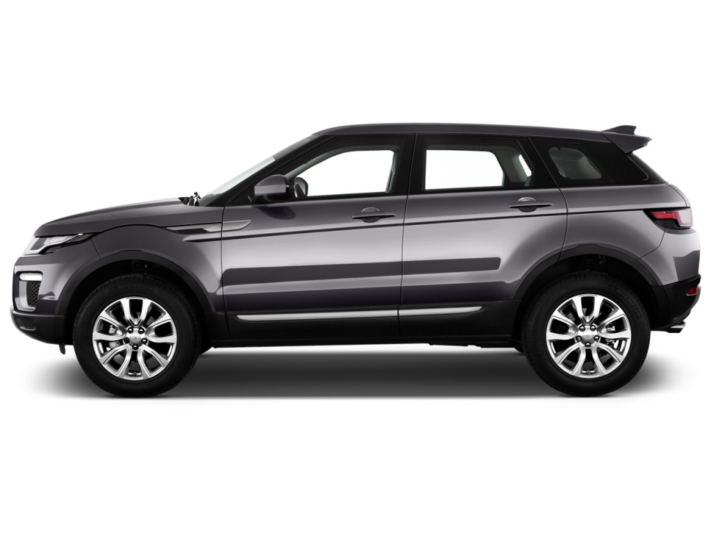 Image 2016 Land Rover Range Rover Evoque 2 Door Coupe Hse