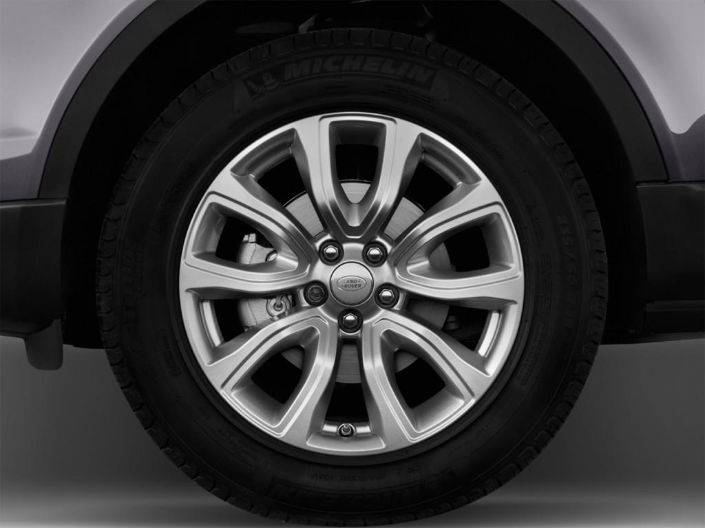 Image: 2016 Land Rover Range Rover Evoque 2-door Coupe HSE ...