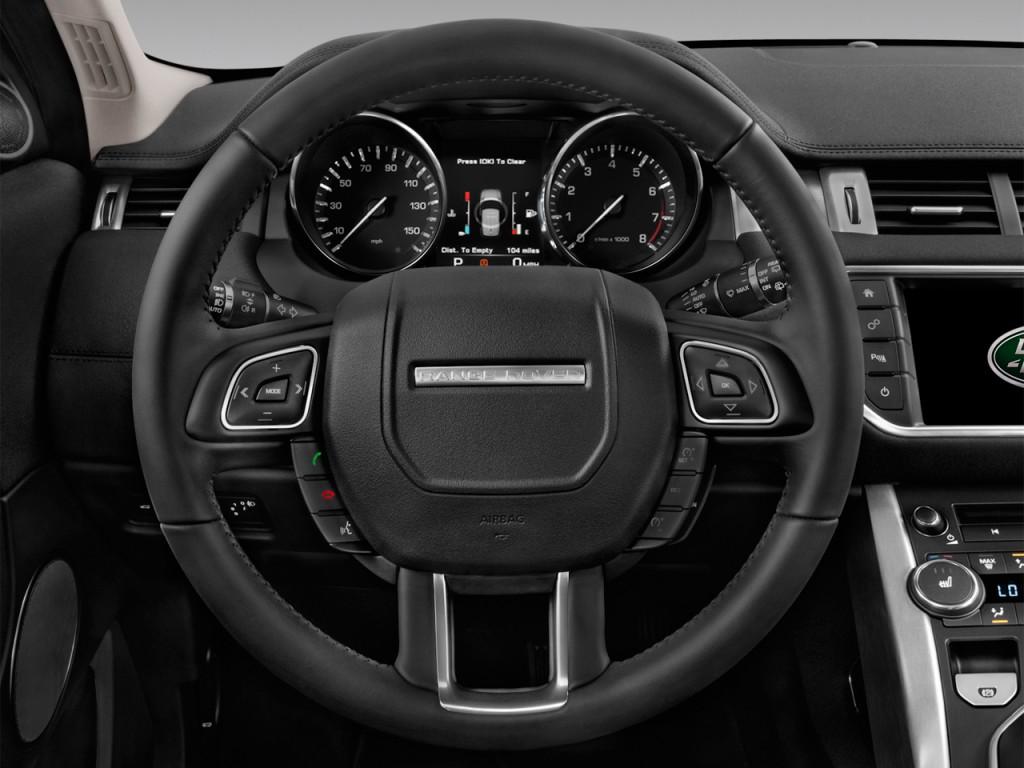 Image: 2016 Land Rover Range Rover Evoque 5dr HB HSE ...