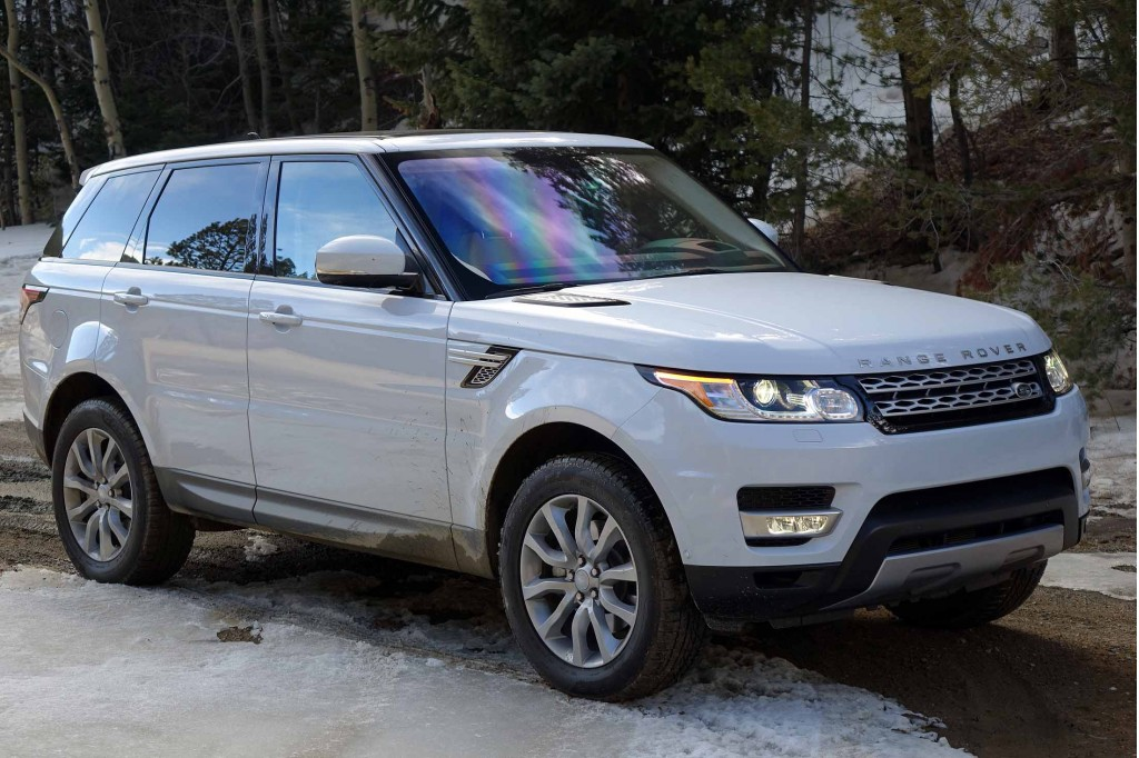 Image 2016 Land Rover Range Rover Sport Hse Td6 Size