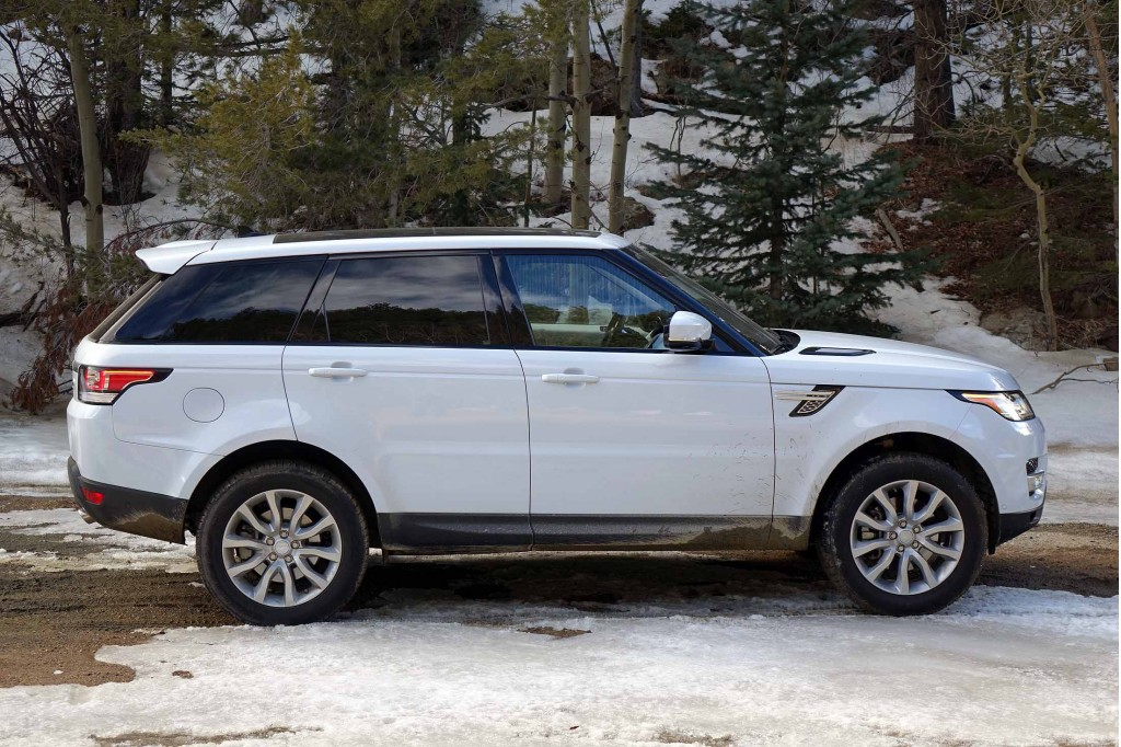 Image: 2016 Land Rover Range Rover Sport HSE Td6 , size ...