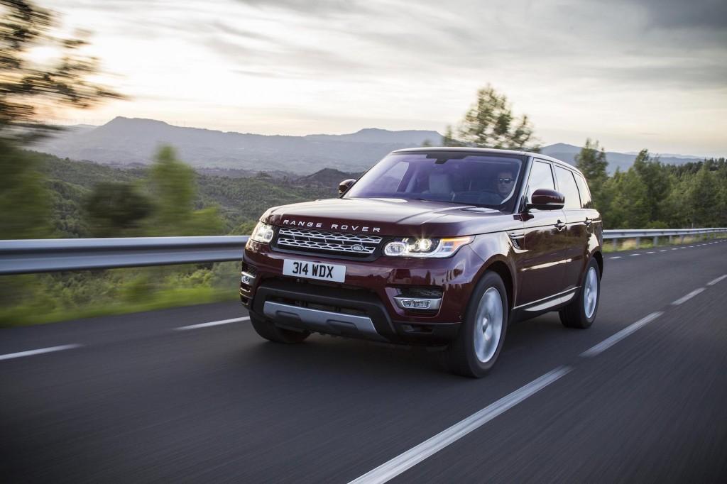 Image 2016 Land Rover Range Rover Sport Td6 Size 1024 X