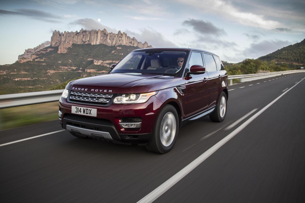 Range Rover Sport Maintenance Reviews Car And Driver