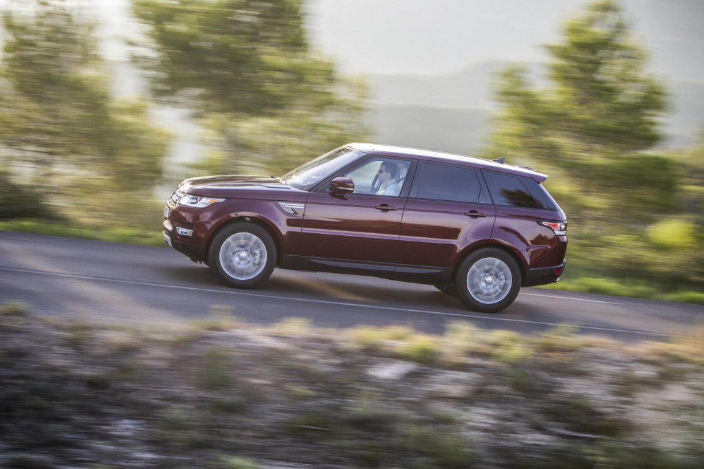 Image 2016 Land Rover Range Rover Sport Td6 Size 1024 X