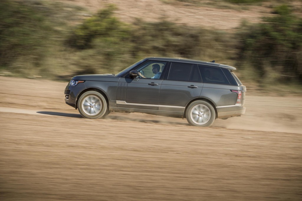 2016 Land Rover Range Review Ratings Specs Prices And Photos The Car Connection
