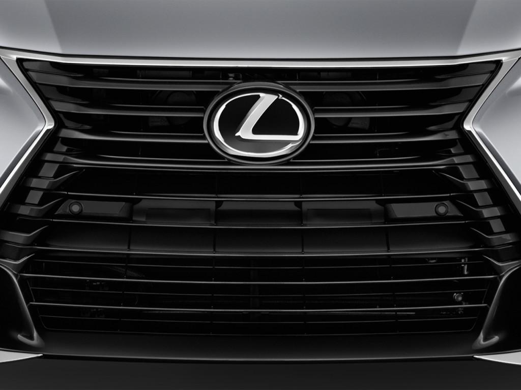 Image: 2016 Lexus GS 350 4-door Sedan RWD Grille, size ...