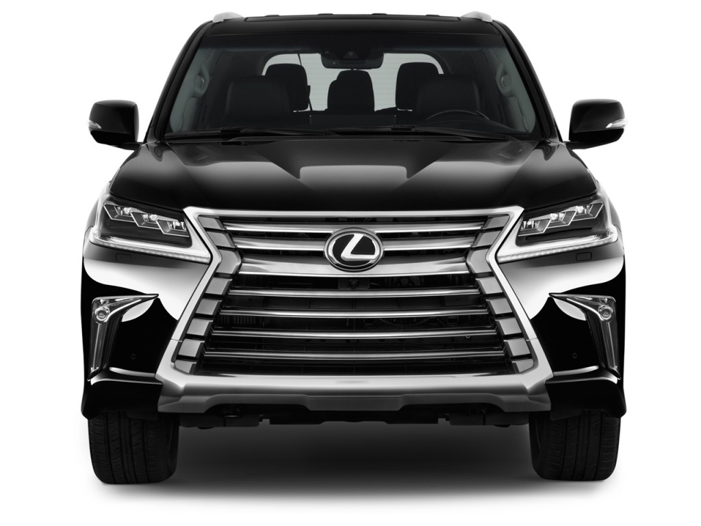 image 2016 lexus lx 570 4wd 4 door front exterior view size 1024 x 768 type gif posted on. Black Bedroom Furniture Sets. Home Design Ideas