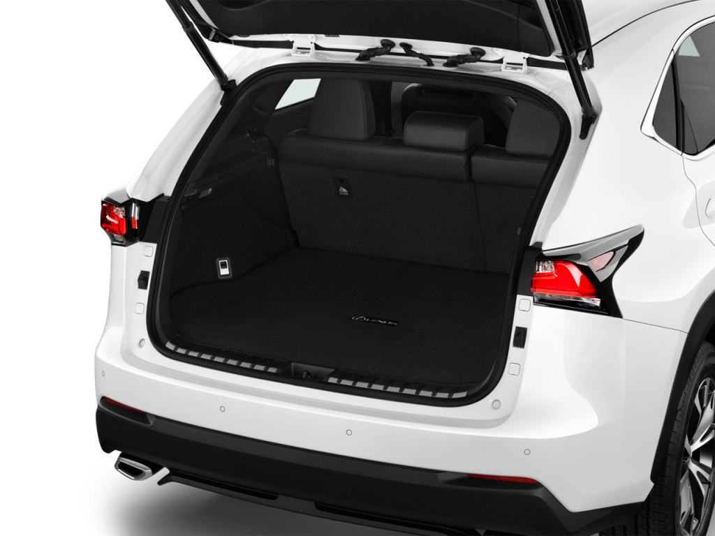 image 2016 lexus nx 200t fwd 4 door f sport trunk size 1024 x 768 type gif posted on. Black Bedroom Furniture Sets. Home Design Ideas