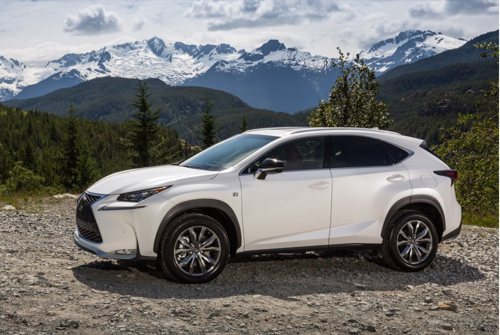 2016 Lexus Nx Review Ratings Specs Prices And Photos The Car Connection