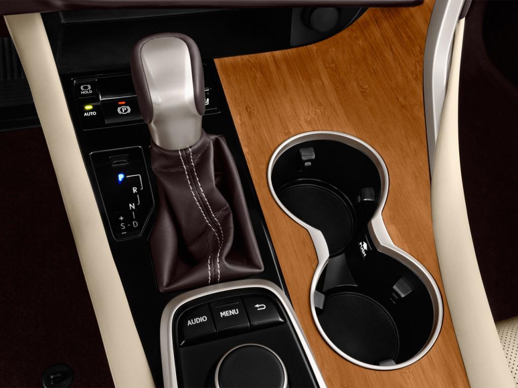 Image: 2016 Lexus RX 350 FWD 4-door Gear Shift, size: 1024 ...