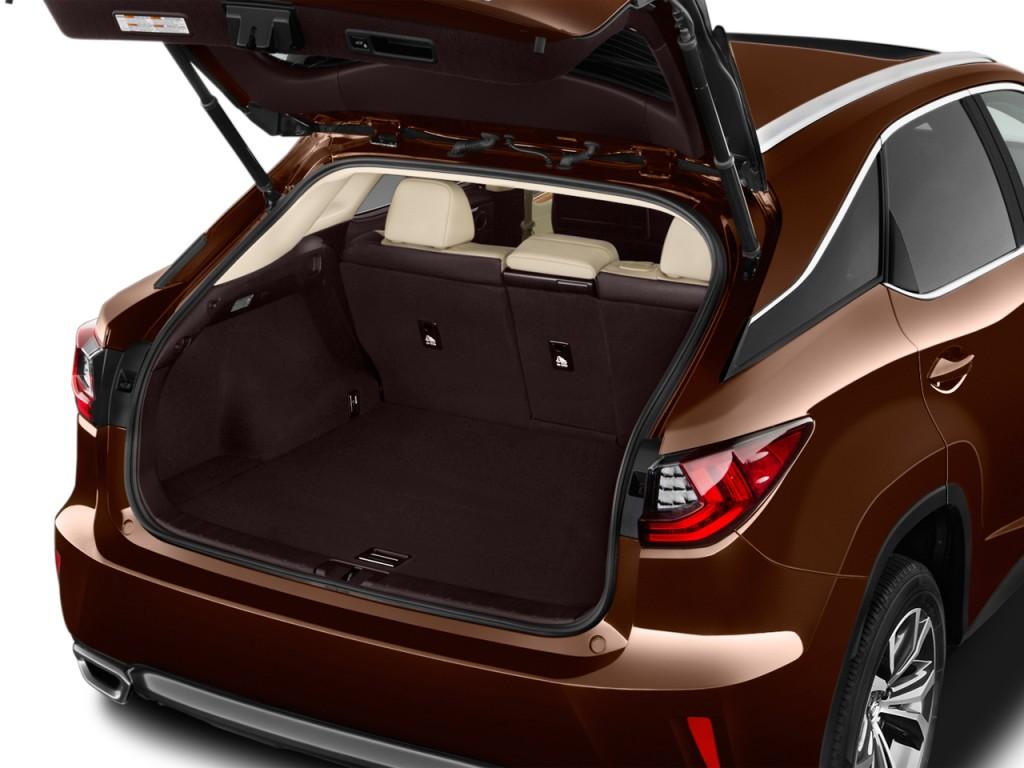 Image: 2016 Lexus RX 350 FWD 4-door Trunk, size: 1024 x ...