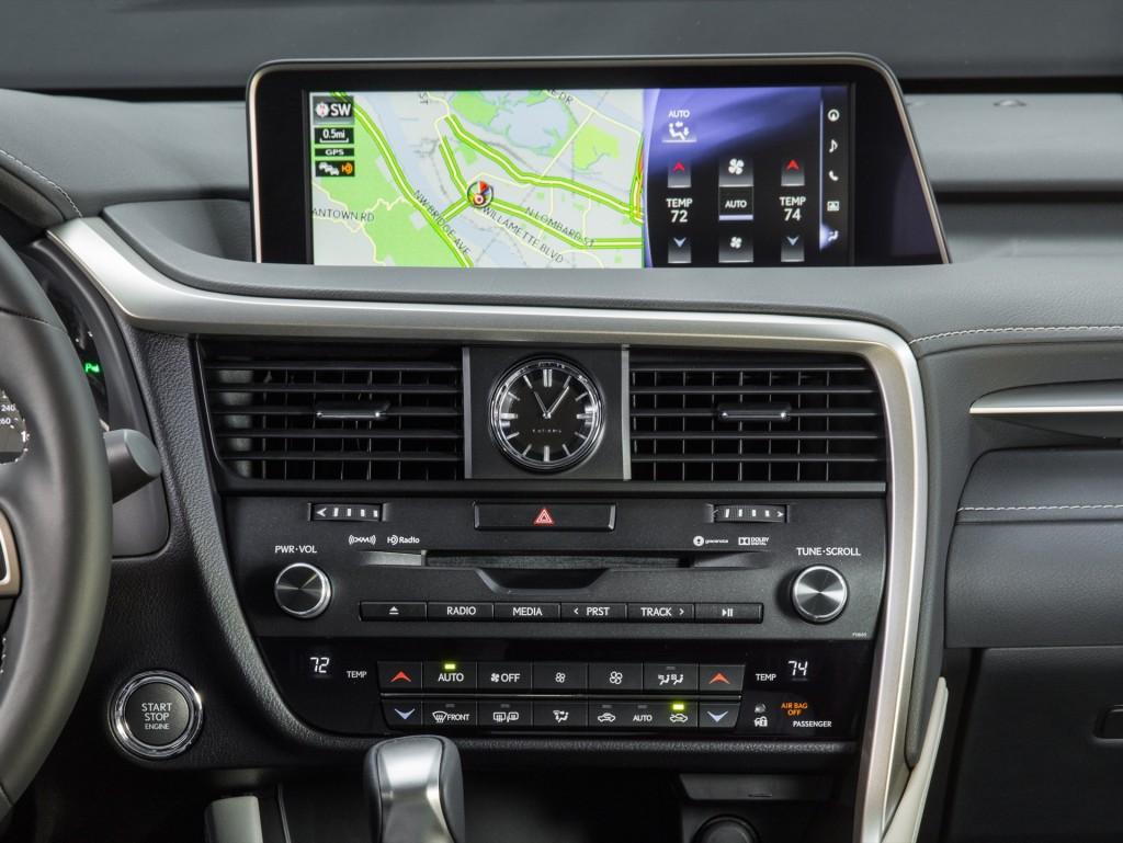 Image: 2016 Lexus RX 350 , size: 1024 x 769, type: gif ...