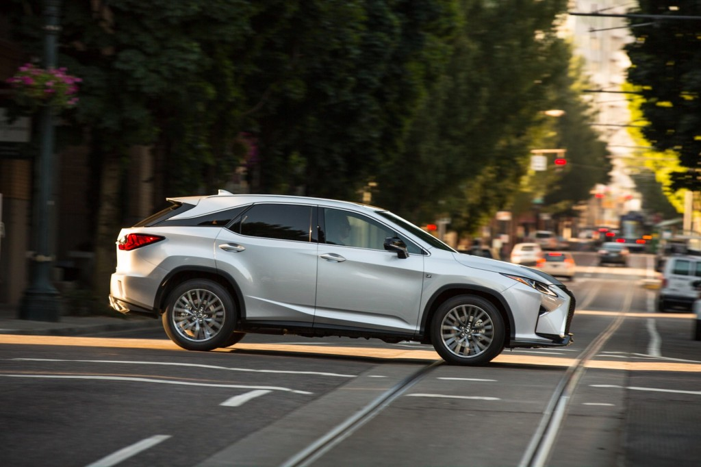 2016 Lexus Rx 350 Review Ratings Specs Prices And Photos The Car Connection