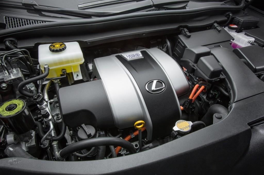 Image: 2016 Lexus RX 450h, size: 1024 x 682, type: gif ...