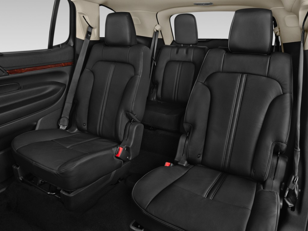image 2016 lincoln mkt 4 door wagon 3 7l fwd rear seats size 1024 x 768 type gif posted on. Black Bedroom Furniture Sets. Home Design Ideas