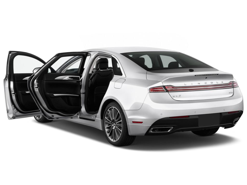 Image 2016 Lincoln Mkz 4 Door Sedan Hybrid Fwd Open Doors Size 1024 X 768 Type Gif Posted