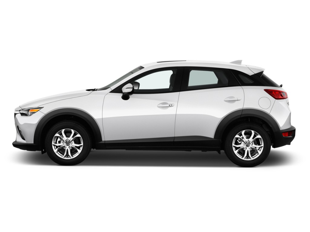 Mazda Mx3 2016 >> Image: 2016 Mazda CX-3 AWD 4-door Touring Side Exterior