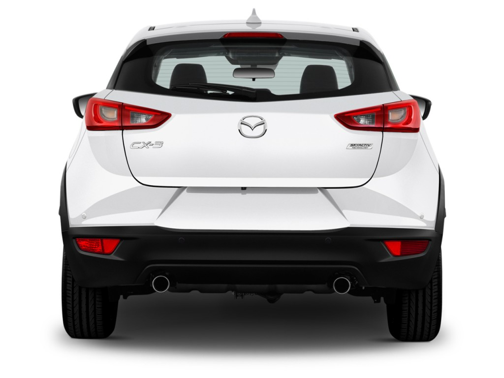 image 2016 mazda cx 3 fwd 4 door grand touring rear exterior view size 1024 x 768 type gif. Black Bedroom Furniture Sets. Home Design Ideas