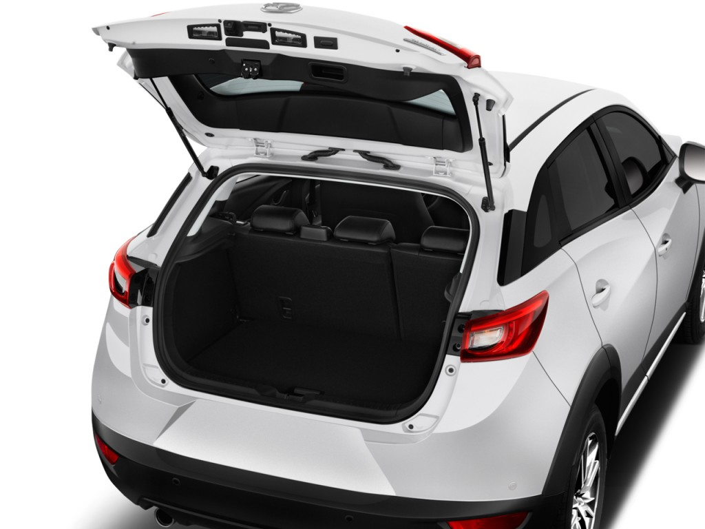 image 2016 mazda cx 3 fwd 4 door grand touring trunk size 1024 x 768 type gif posted on. Black Bedroom Furniture Sets. Home Design Ideas