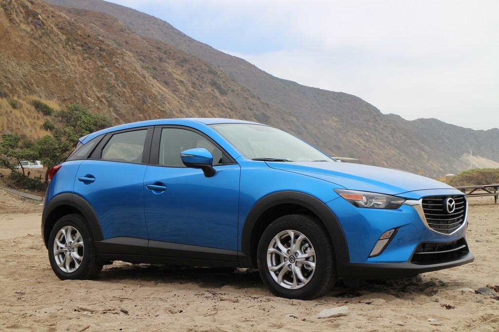 2016 Mazda CX-3 Video Road Test