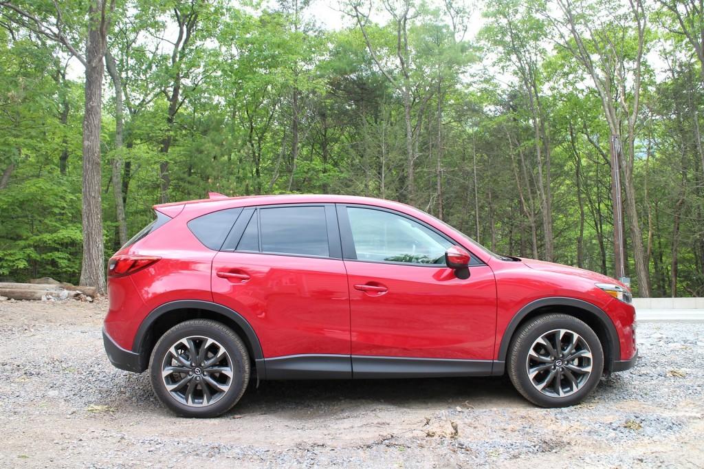over awd grand touring cx profile in mazda review style crossing
