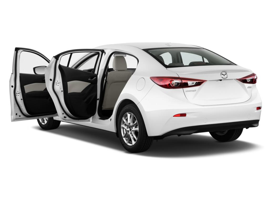 My Ford Benefits >> Image: 2016 Mazda MAZDA3 4-door Sedan Auto i Touring Open Doors, size: 1024 x 768, type: gif ...