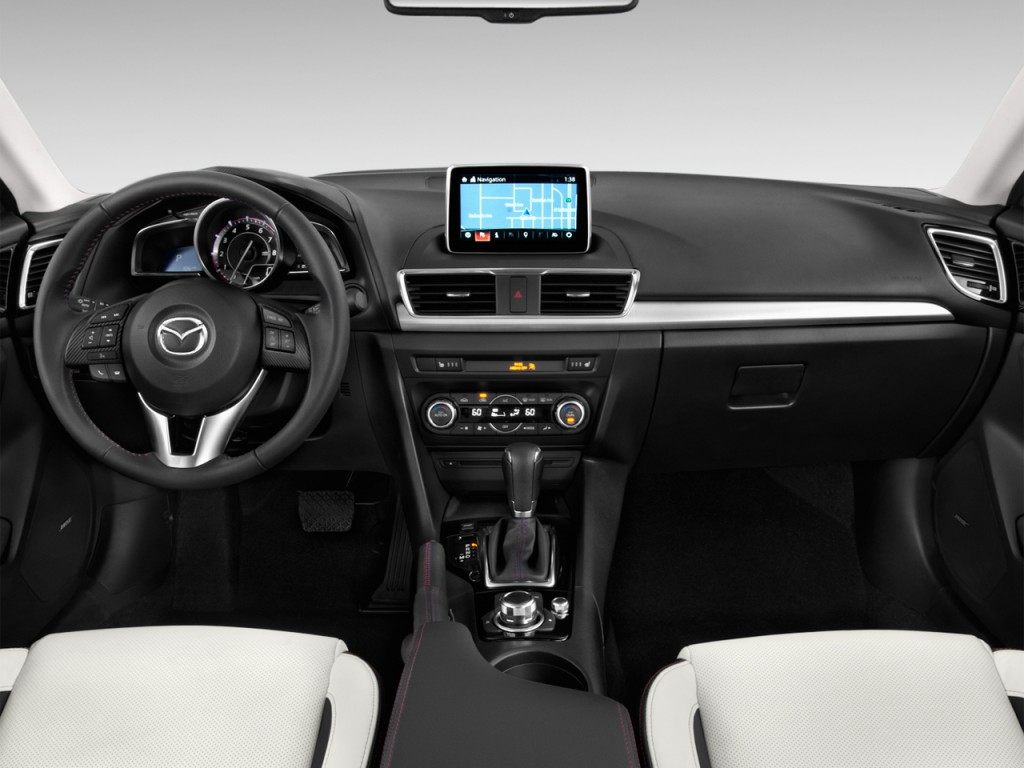 image 2016 mazda mazda3 5dr hb auto i grand touring dashboard size 1024 x 768 type gif. Black Bedroom Furniture Sets. Home Design Ideas