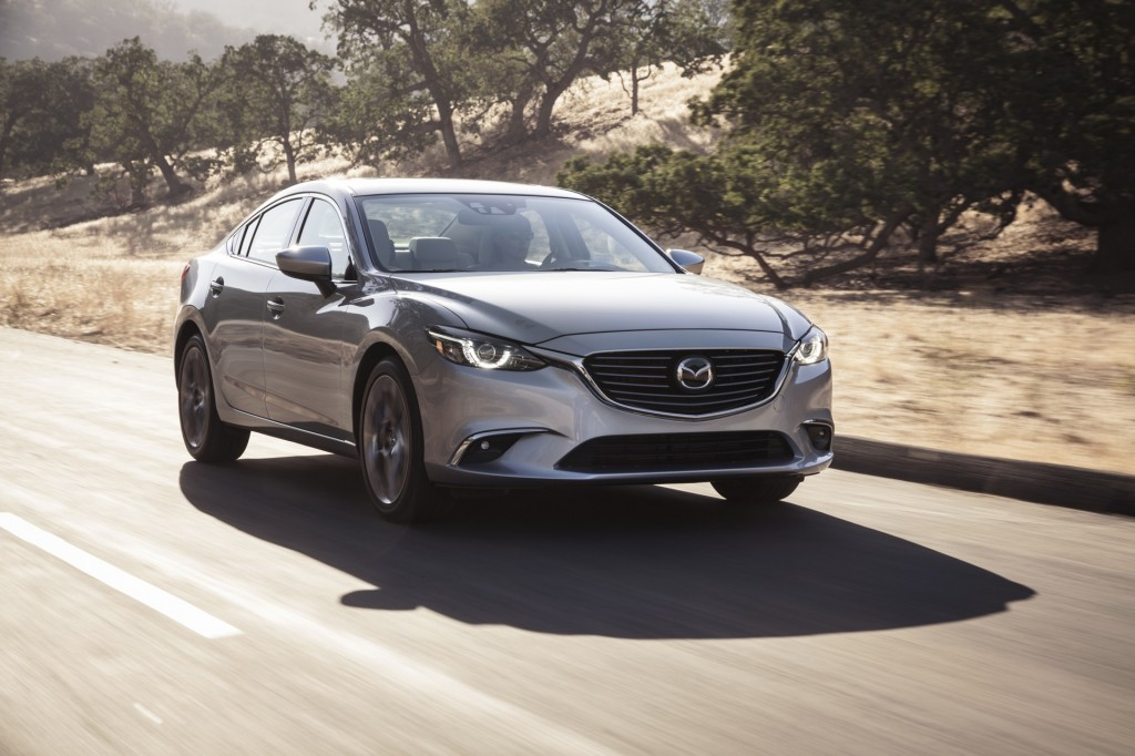 2016 Mazda Mazda6 Review Ratings Specs Prices And Photos The Car Connection