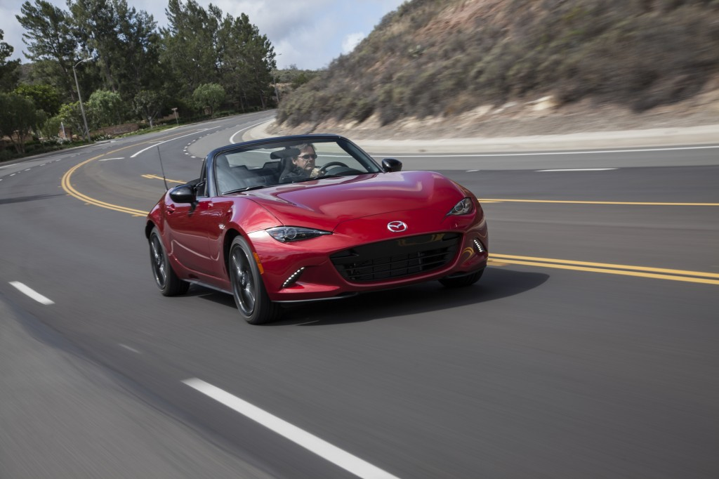 Mazda MX-5 Miata: The Car Connection's Best Convertible to Buy 2017