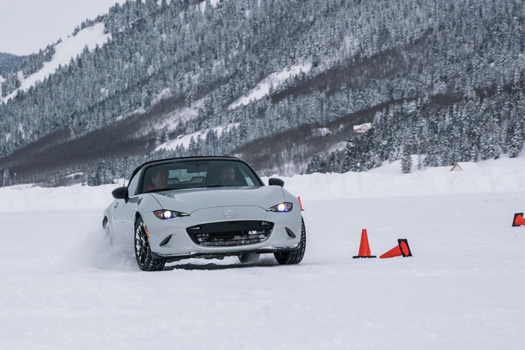 Image: 2016 Mazda MX-5 Miata, 2016 Mazda Ice Academy, size ...
