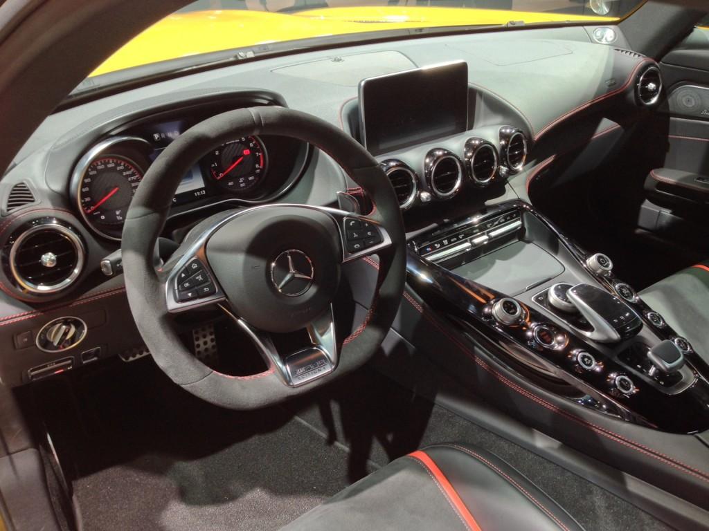 2016 Mercedes AMG GT S   2014 Paris Auto Show