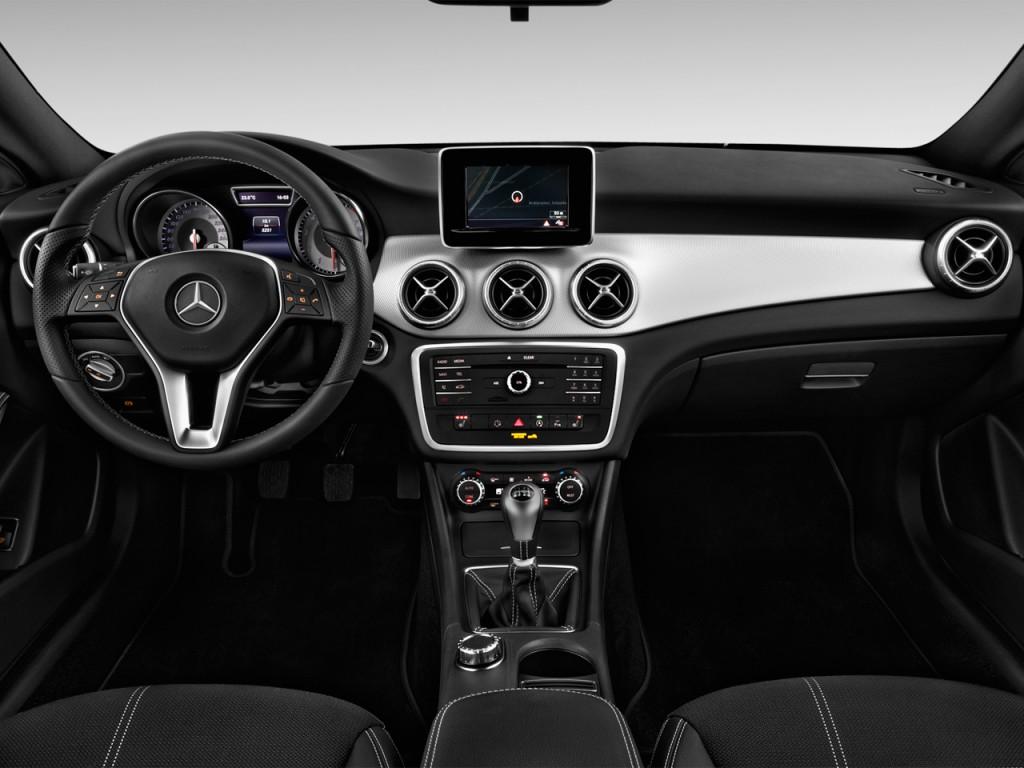 image 2016 mercedes benz cla class 4 door sedan cla250 fwd dashboard size 1024 x 768 type