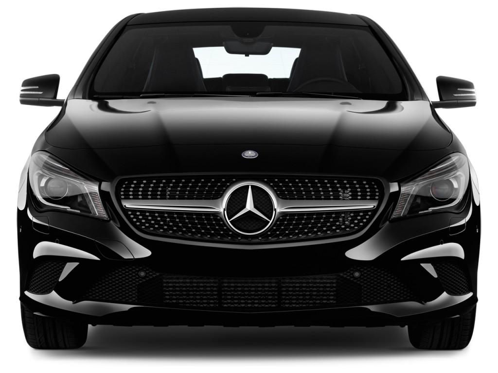 image 2016 mercedes benz cla class 4 door sedan cla250 fwd front exterior view size 1024 x. Black Bedroom Furniture Sets. Home Design Ideas
