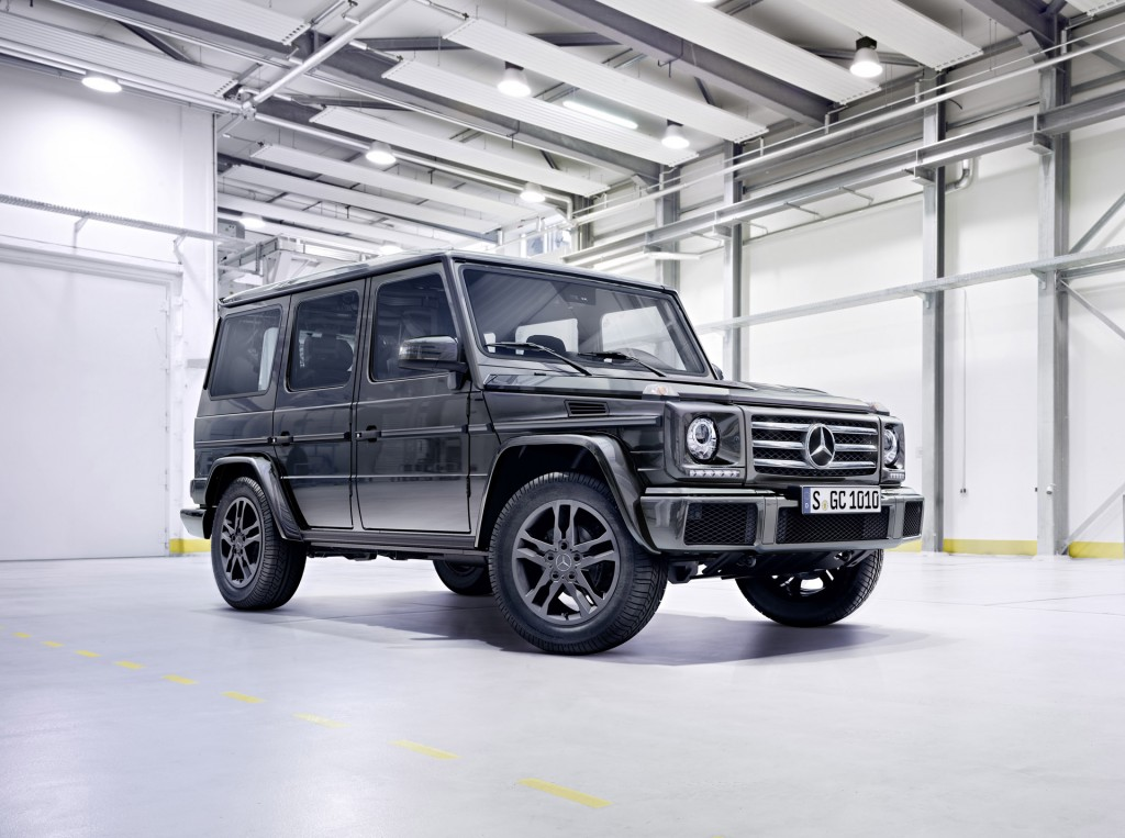 2016 Mercedes Benz G Cl Pricing Starts At 120 825