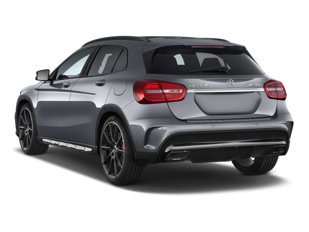 Image 2016 mercedes benz gla class 4matic 4 door amg for Mercedes benz gas type
