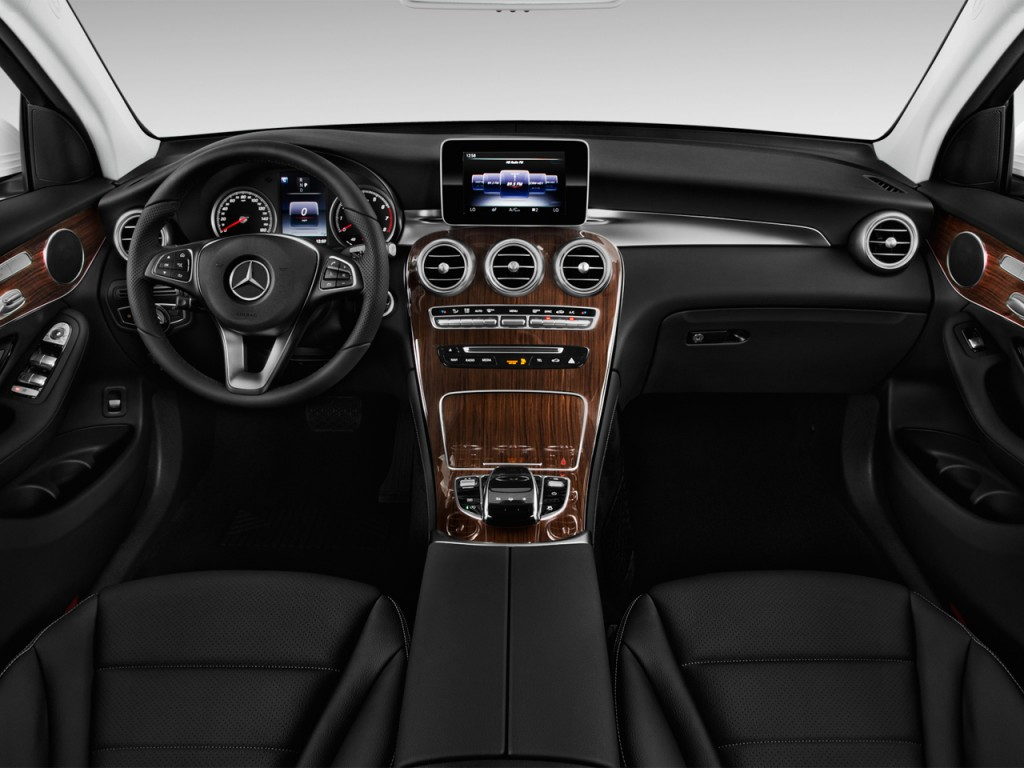 Image: 2016 Mercedes-Benz GLC Class RWD 4-door GLC300 ...