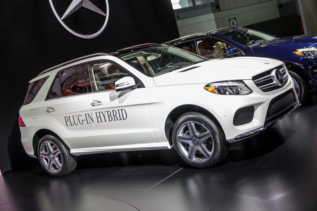 2016 Mercedes Benz Gle Puts The M Class Out To Pasture Live Photos