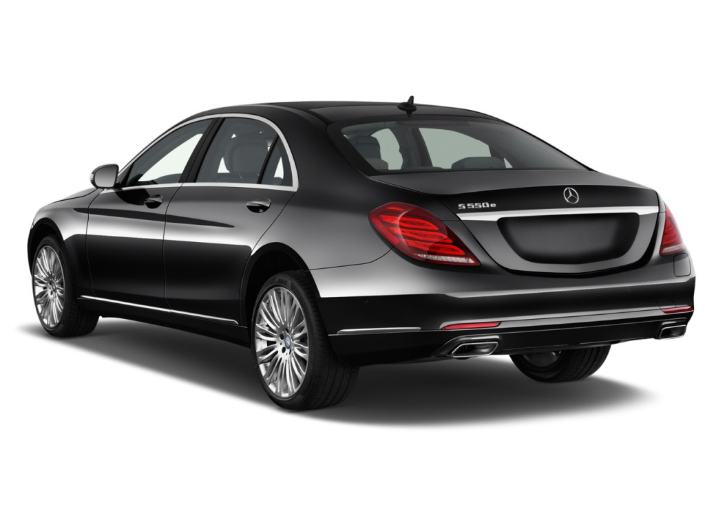 Image 2016 Mercedes Benz S Class 4 Door Sedan S550 Plug