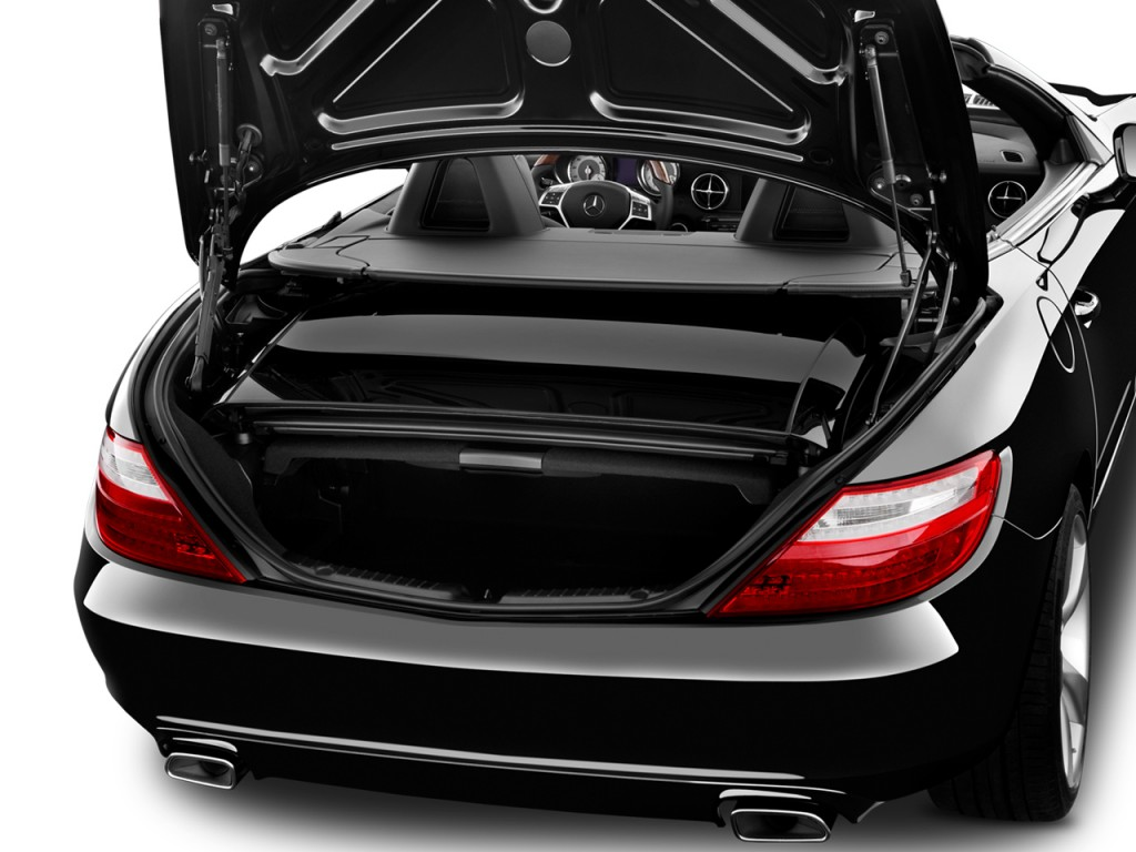image 2016 mercedes benz slk class 2 door roadster slk350 trunk size 1024 x 768 type gif. Black Bedroom Furniture Sets. Home Design Ideas