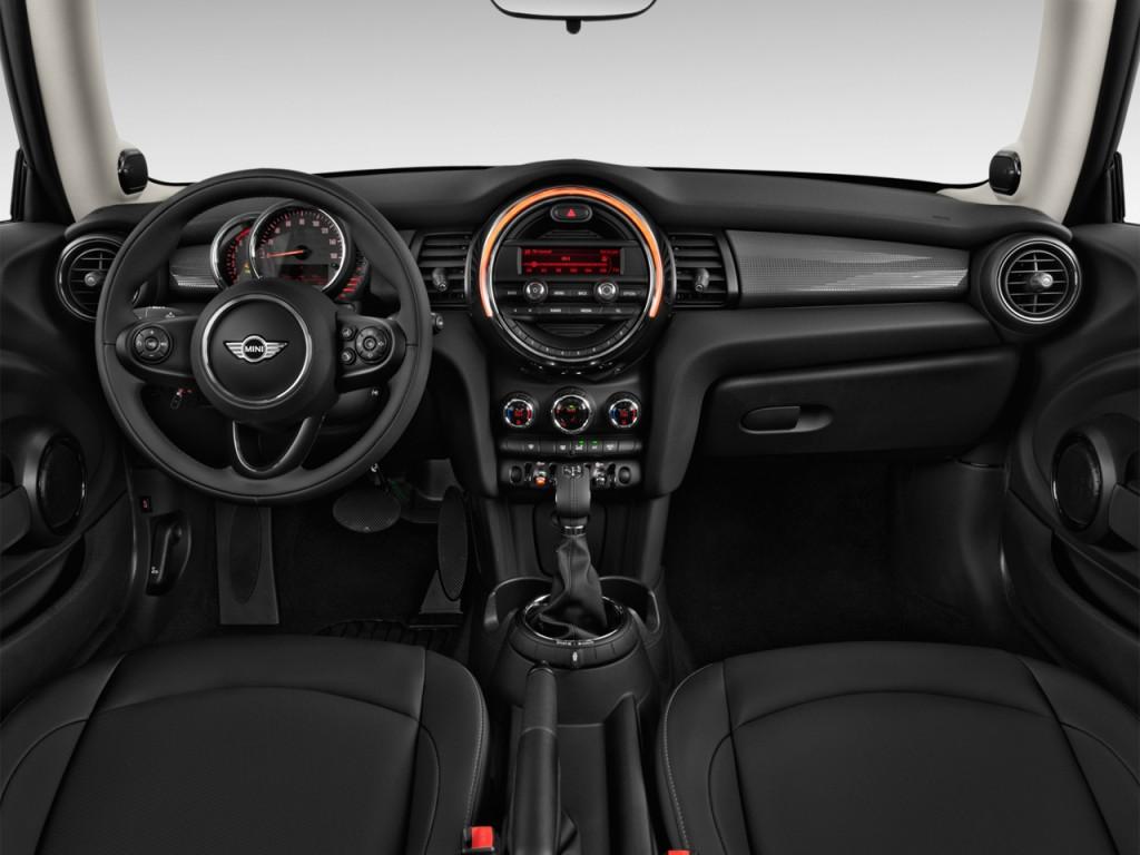 Image: 2016 MINI Cooper 2-door HB Dashboard, Size: 1024 X